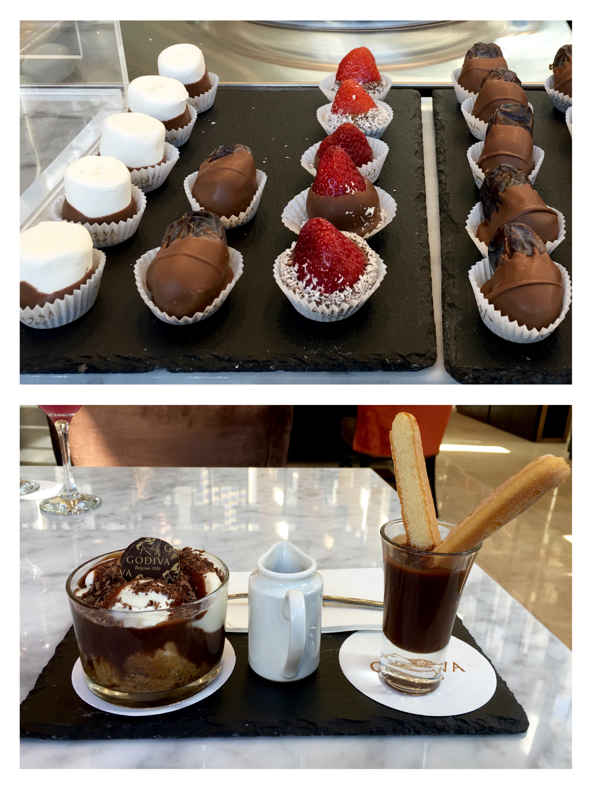 Sweet Celebration at Godiva – megsblogged.com