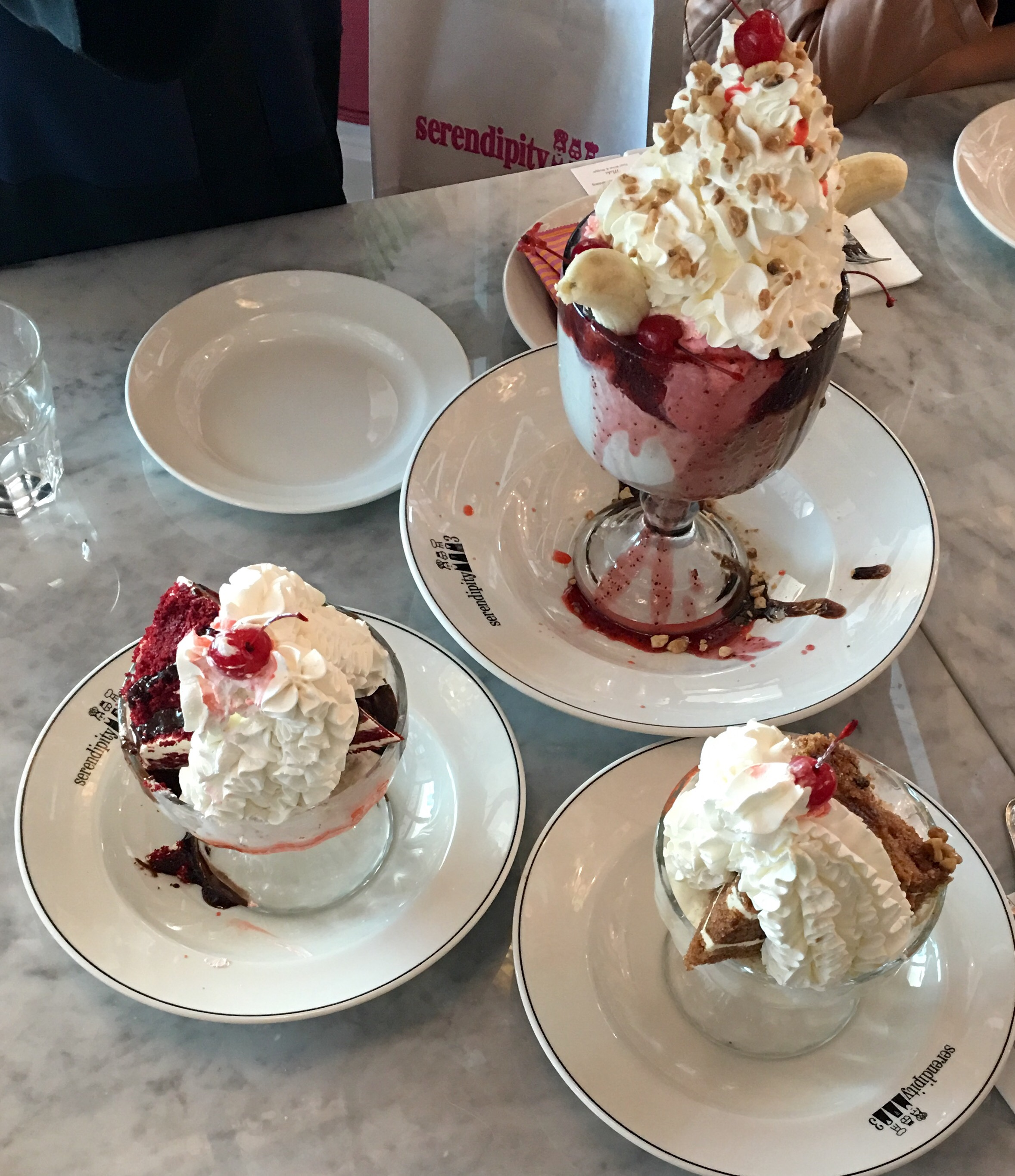 Serendipity 3- A Place To Visit For All Things Sweet And Delicious ...