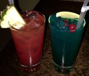 Bull Frog, Mai Tai,Cocktails