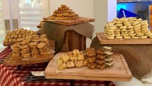 Arabic Sweets, Baklava,Iftar buffet