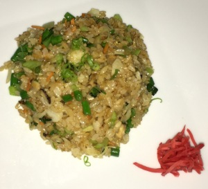 Mixed cha-han,Fried rice