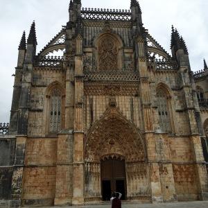 Batalha,Batalha Monastery,UNESCO World Heritage Site,Portugal