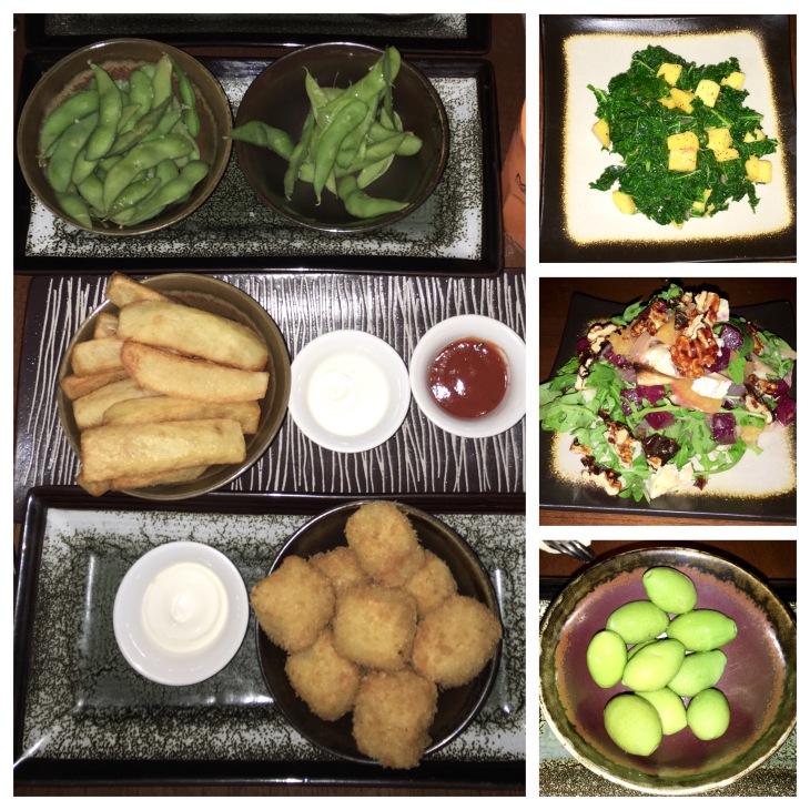 Mahiki Dubai, Bar food