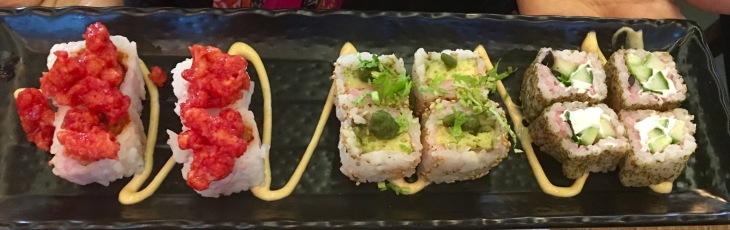 Sushi,Maki Rolls,Veg Sushi Rolls