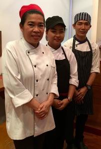 Thai Chefs,Koh Samai