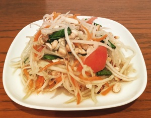 Papaya Salad,Thai Salad