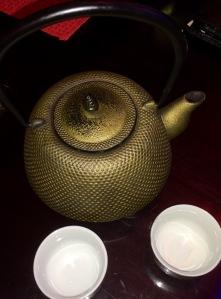 Jasmine Tea, Green Tea