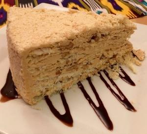 Napoleon Cake,Russian Cake