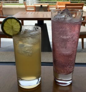 Lemon Cooler,Rose Lemonade