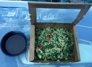 Quinoa Salad,Vegetarian