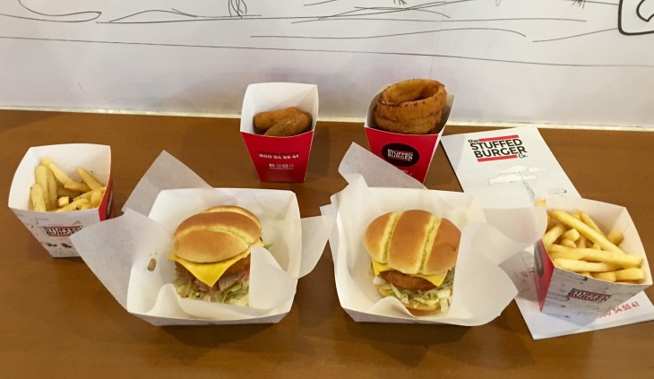 Burger Meal
