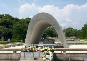 Cenotaph,Peace Memorial Park
