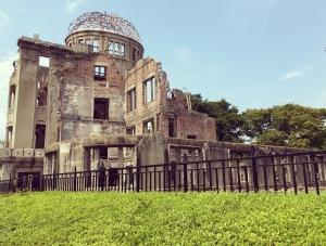 A-bomb Dome,Hiroshima