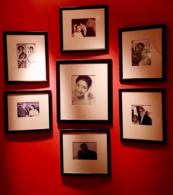 Asha Bhosle,Singer