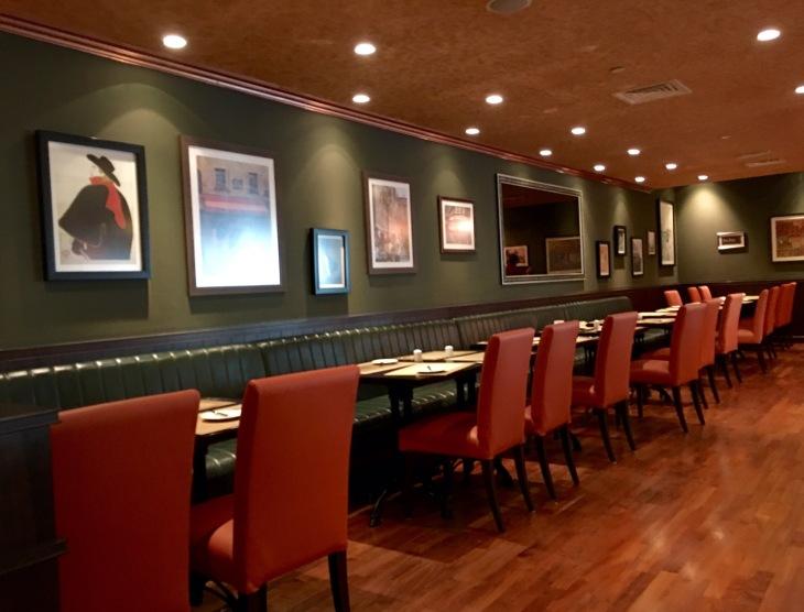 Le Metro Restaurant,Dubai