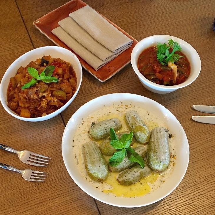 Arabic cooking class in Dubai