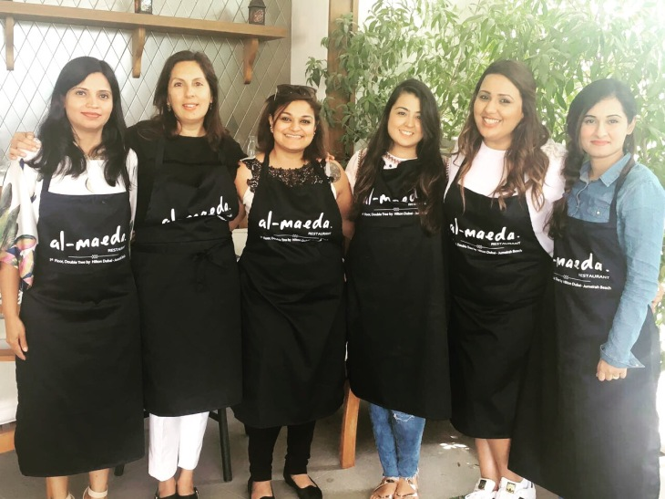 Cooking Class,Bloggers
