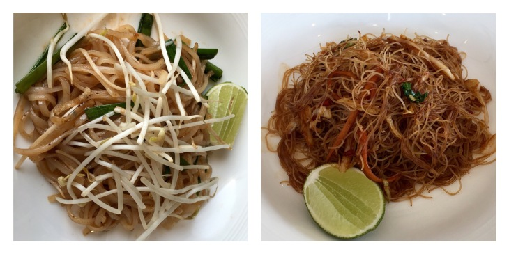 Fried Noodles, Phad Thai Pak
