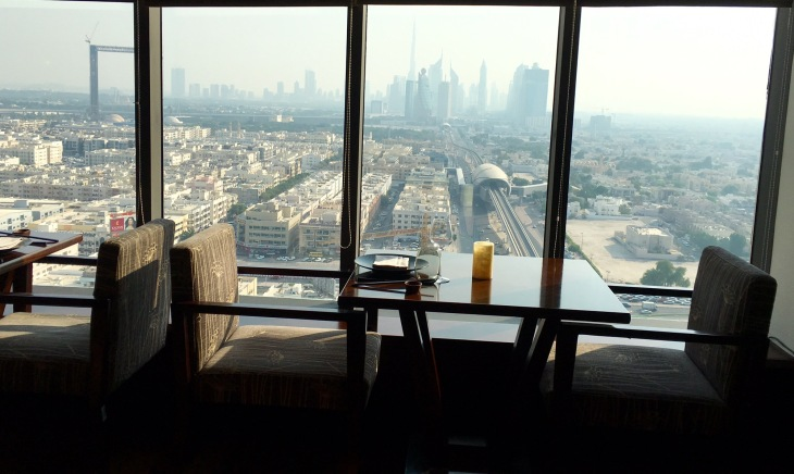Kris with a View, Park Regis Dubai
