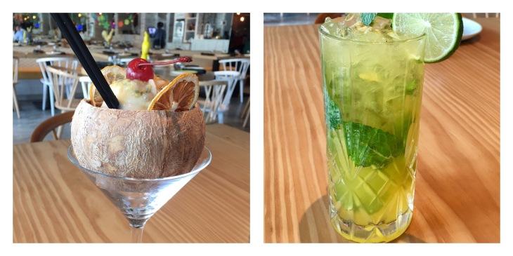 Caribbean Mocktails