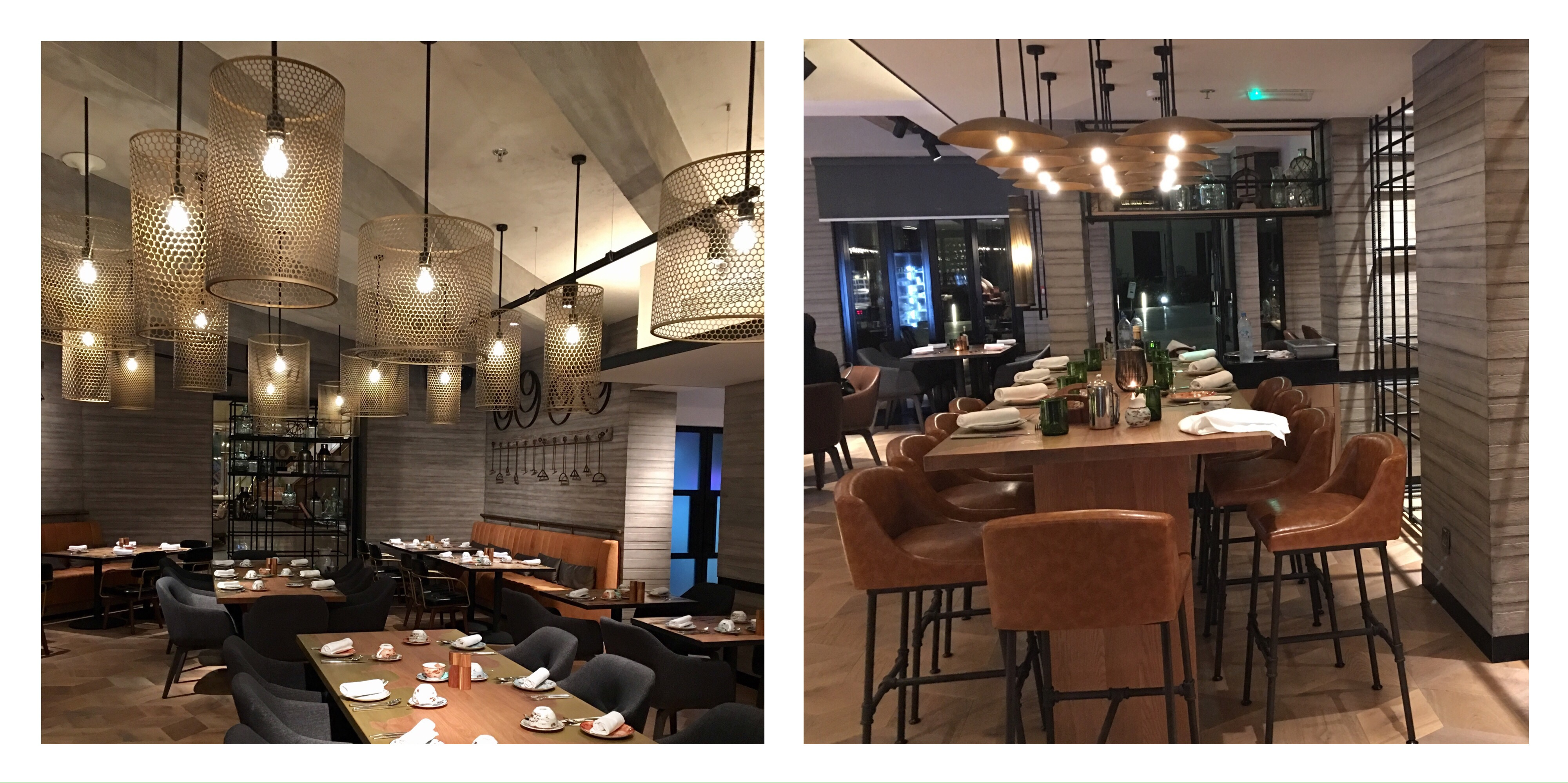 it is an all day dining restaurant that offers buffet for breakfast lunch and dinner they offer brunch on friday and saturday