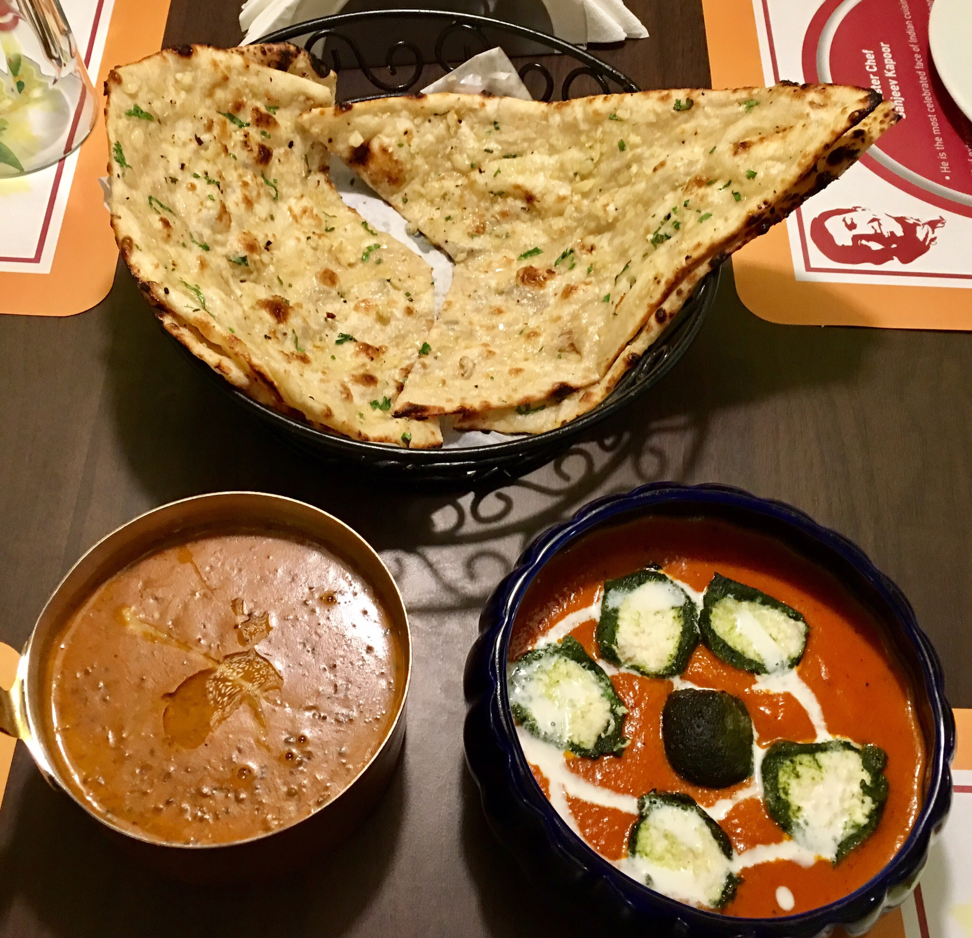 The yellow chilli by sanjeev kapoor burjuman centre megsblogged indian food spread forumfinder Choice Image