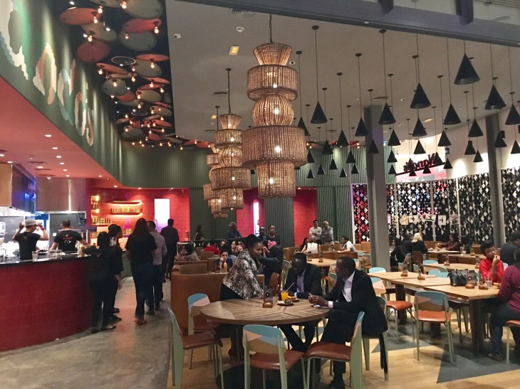 Nando's in Dubai Festival City