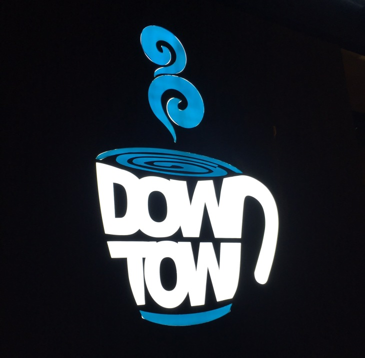 Downtown Cafe in Karama