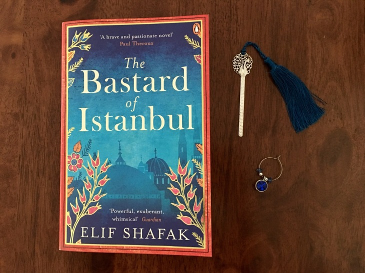 Turkish Author, Elif Shafak