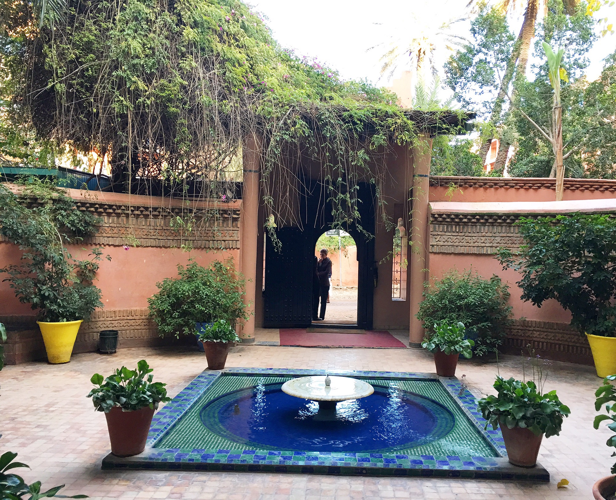 Jardin majorelle in marrakech is it worth visiting for Jardin majorelle