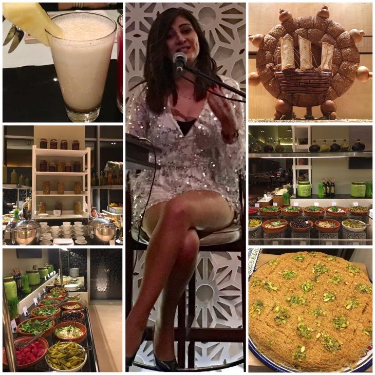 Lebanese cuisine in Dubai