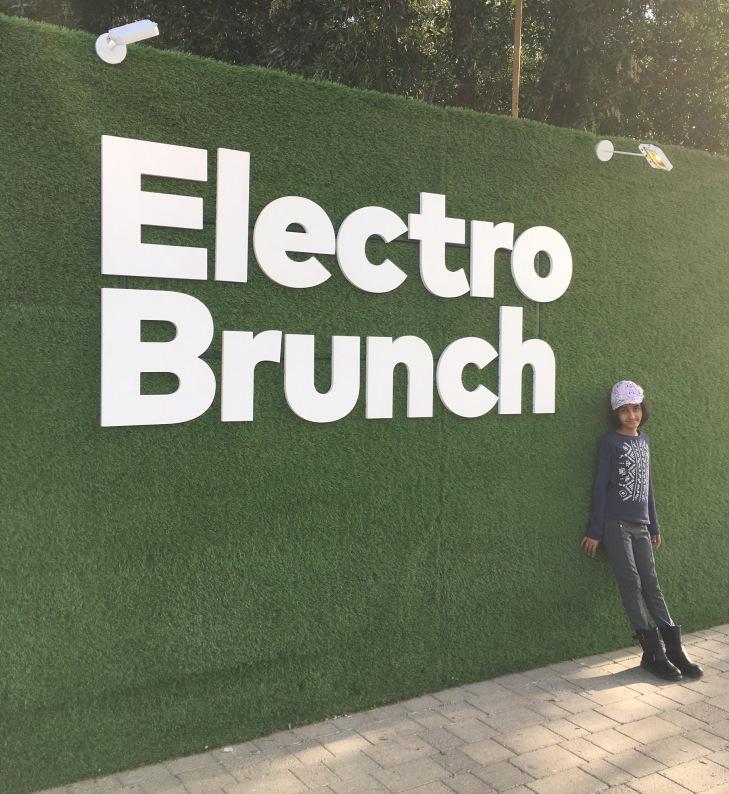 Electro Brunch in Dubai