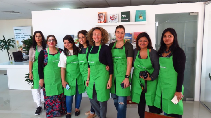 Thermomix office in Dubai