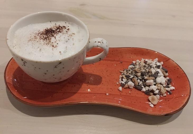 Traditional Italian dessert