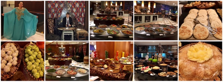 Iftar and Suhoor at Sofitel Hotel JBR