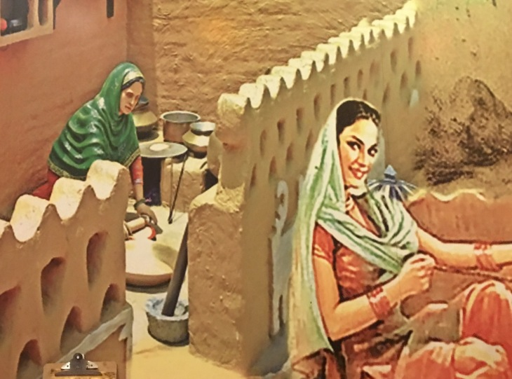 Punjabi restaurant in Dubai