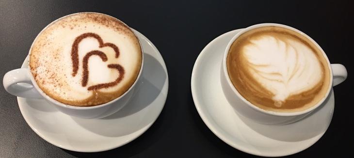 Coffee house in Dubai