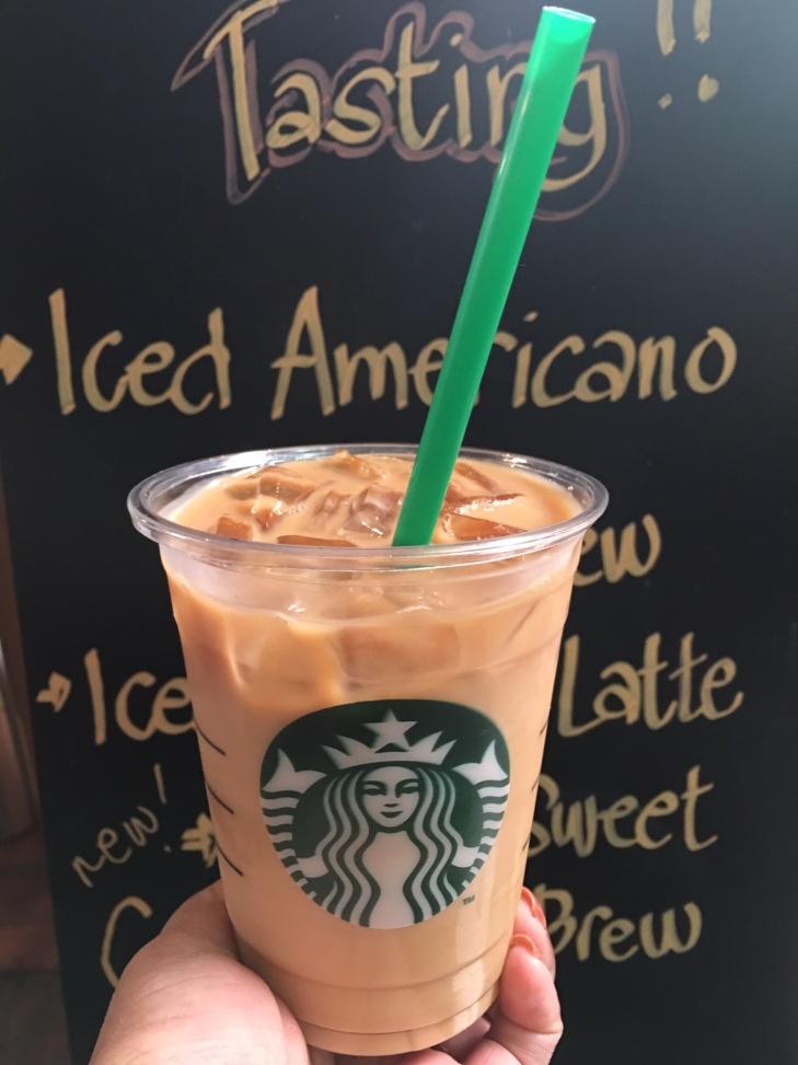 Starbucks coffee in Dubai