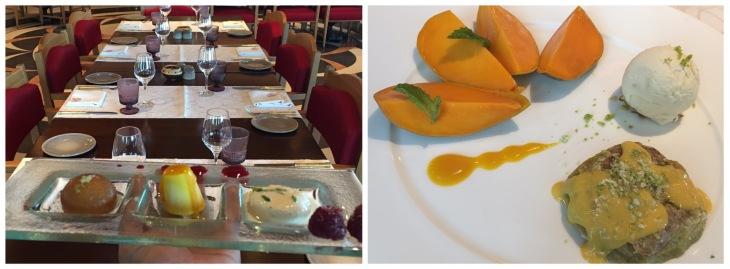 Mango kulfi in Dubai