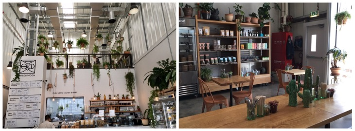 Healthy food cafes in Dubai