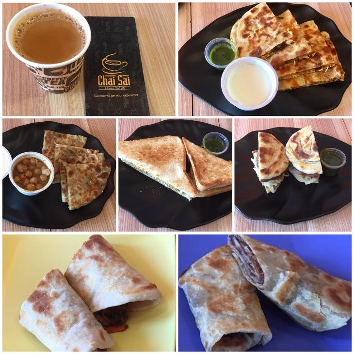 Indian fusion food in Dubai