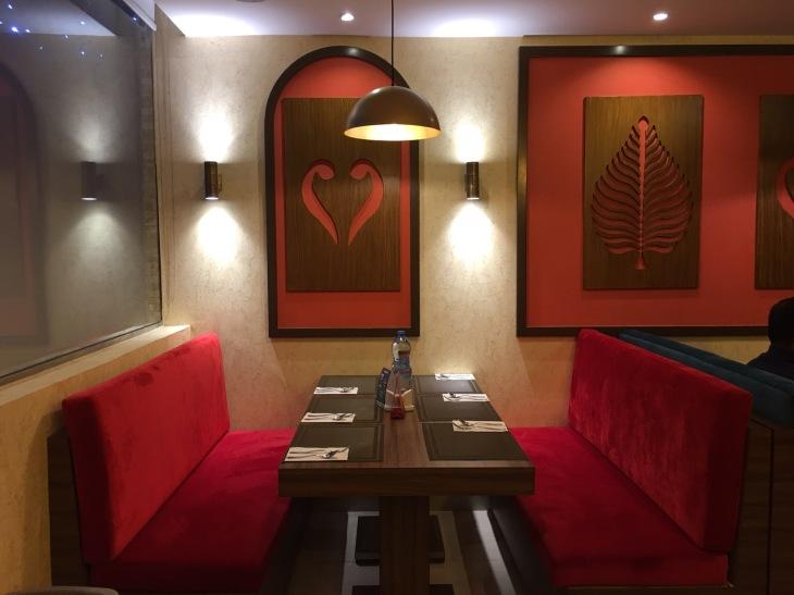 Mezbaan Restaurant in Karama, Dubai
