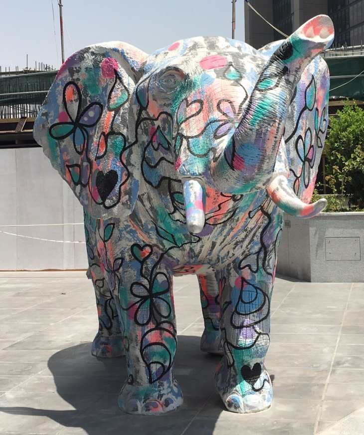 7 Elephants in DIFC Dubai
