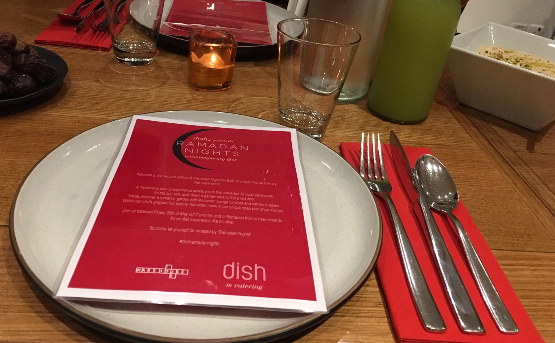 Iftar Preview Of Ramadan Nights By Dish Catering Megsblogged