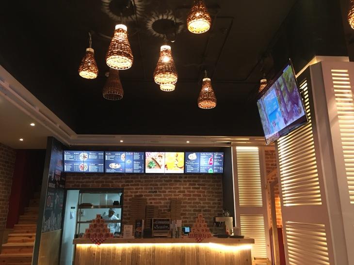 Pizza Station in Dubai