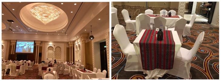 Al Hosn Ballroom in Sheraton Sharjah