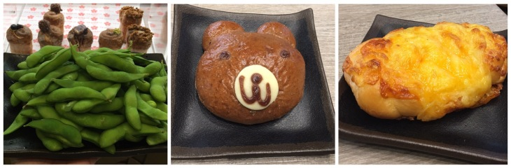Character bun