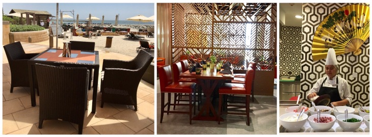 Restaurants in Fairmont Ajman