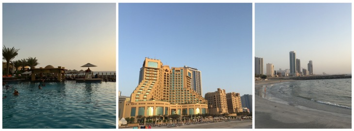 Where to stay in Ajman