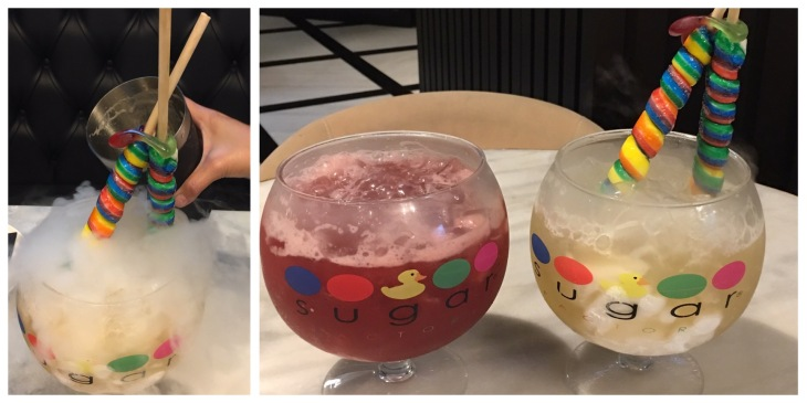Goblets from Sugar Factory